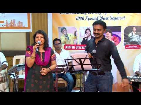 Piyu bole by Sreekumar Nair & Vinita Sawant at Jashn 4 (Season 2)
