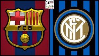 BARCELONA VS INTER DE MILAN EN VIVO   CHAMPIONS LEAGUE