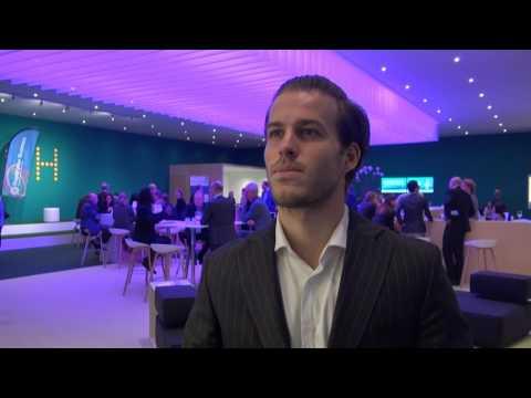 Jeroen Hertzberger: ''Sporten is ook ondernemen''
