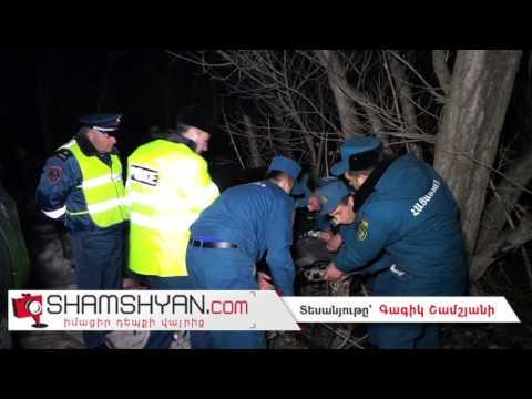 Ողբերգական ավտովթար Գեղարքունիքի մարզում. BMW-ն բախվել է ծառին. 2 եղբայրներ մահացել են