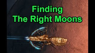 Finding the Right Moons - EVE Online Live