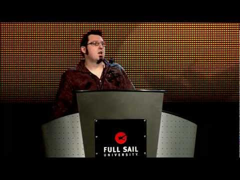 Ric Viers (Blastwave FX), 2010 Full Sail University Hall of Fame Inductor