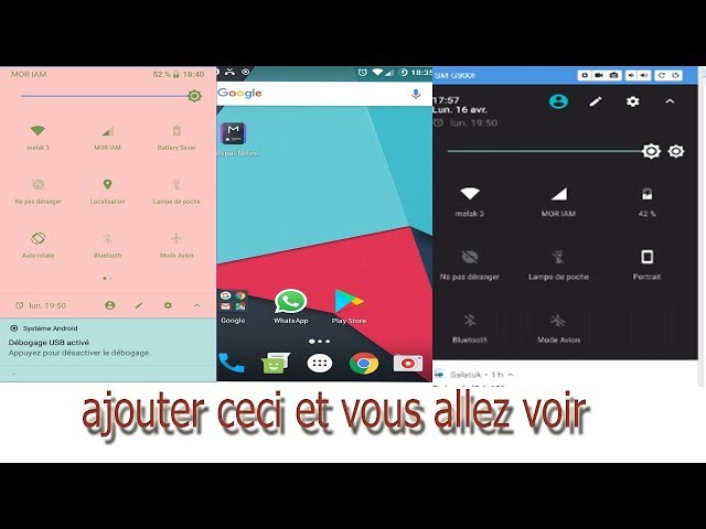 Ajouter cette fonctionnalité d Android Oreo à votre téléphone  et voir la différence