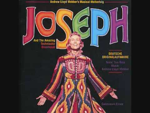 Joseph & the Amazing Technicolor Dreamcoat - Benjamin-Calypso