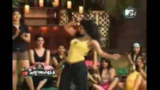 SPLITSVILLA ANUBHA BELLY DANCE  haryanvi mix