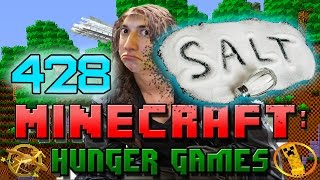 Minecraft: Hunger Games w/Mitch! Game 428 - HOW TO REMOVE SALT!