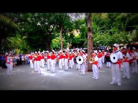 Đội nhạc Kèn Võ Thành Trang - Hội Thi Liên Hoan Trống Kèn Cấp Thành Phố 2013