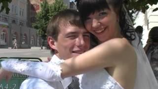 Wedding !!! Самая смешная невеста ;).flv