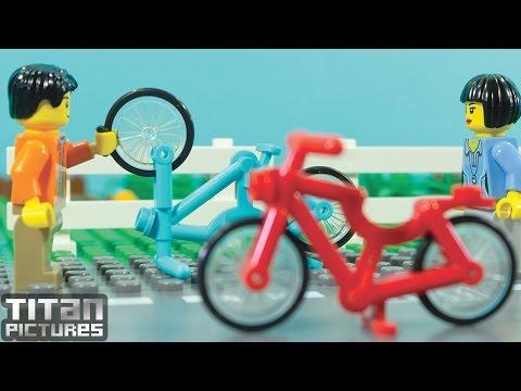 Lego City Bicycle