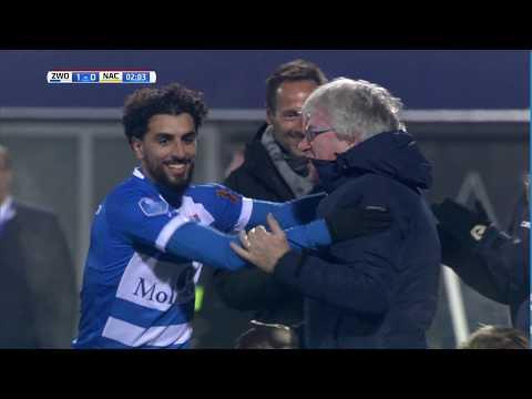 Samenvatting PEC Zwolle - NAC Breda
