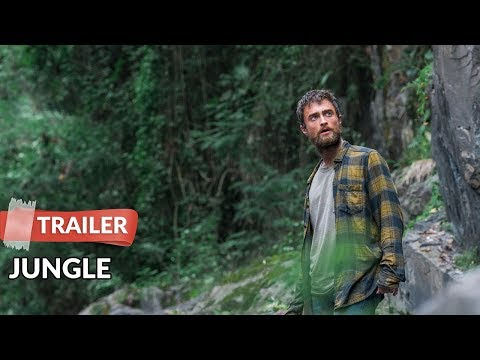 Jungle 2017 Trailer HD | Daniel Radcliffe | Thomas Kretschmann