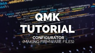 QMK Tutorial: QMK Configurator screenshot 1