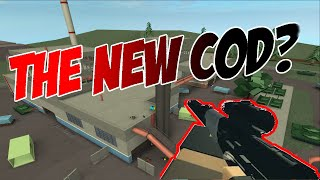 THE NEW COD? (Roblox Multiplayer Gameplay)