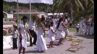 Niue Flag Raising 2010 Part 10: Leviatana Performance