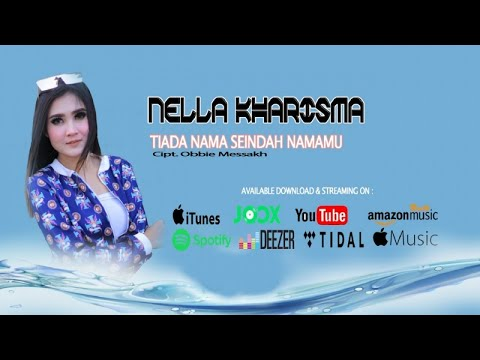 NELLA KHARISMA - Tiada Nama Seindah Namamu ( Official Audio )