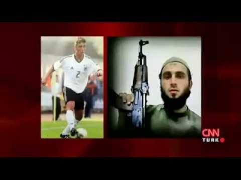 Türk asıllı Alman Milli Takımında oynayan Burak Karan Suriye'de el-Nusra saflarında şehid oldu.