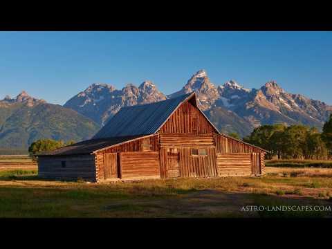 Travel Landscape Timelapse Photography Workflow
