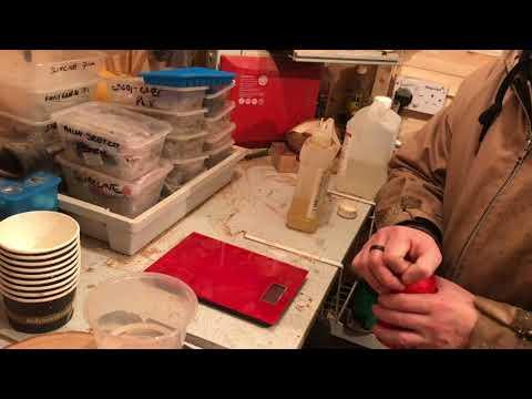 TUTORIAL 6: Resin Pen Blanks on the Cheap