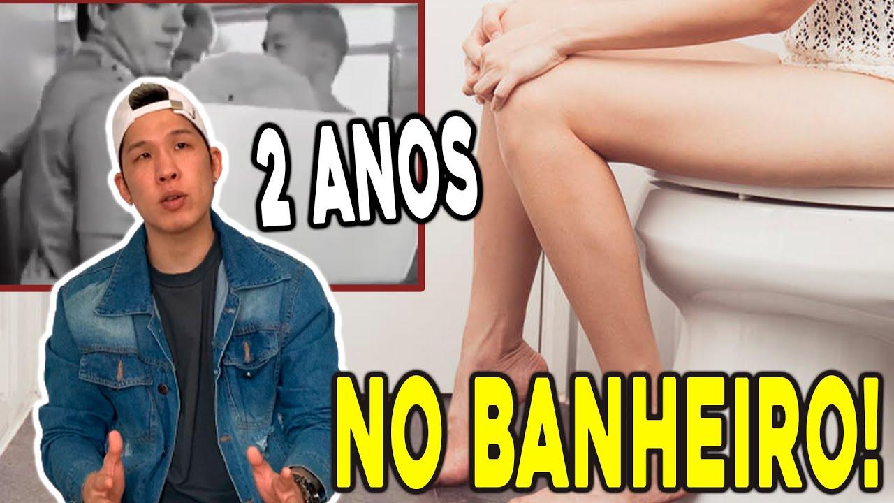 A MULHER QUE FICOU 2 ANOS TRANCADA NO BANHEIRO