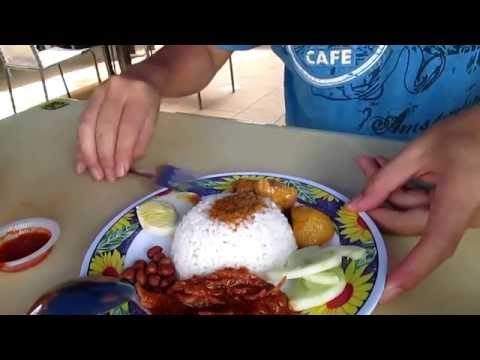Yong Tau Fu and Nasi Lemak, Restoran Big Big Tree, Pasir Pin