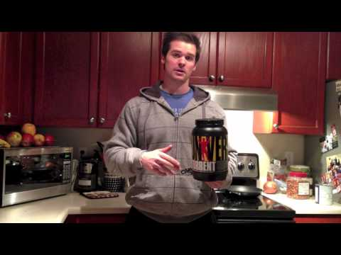 Universal Torrent Review - Post Workout Supplement