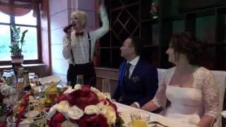 Ведущая Катя Шин! Свадьба Дениса и Елены!