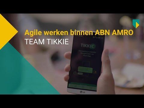 Agile werken zoals bij team Tikkie