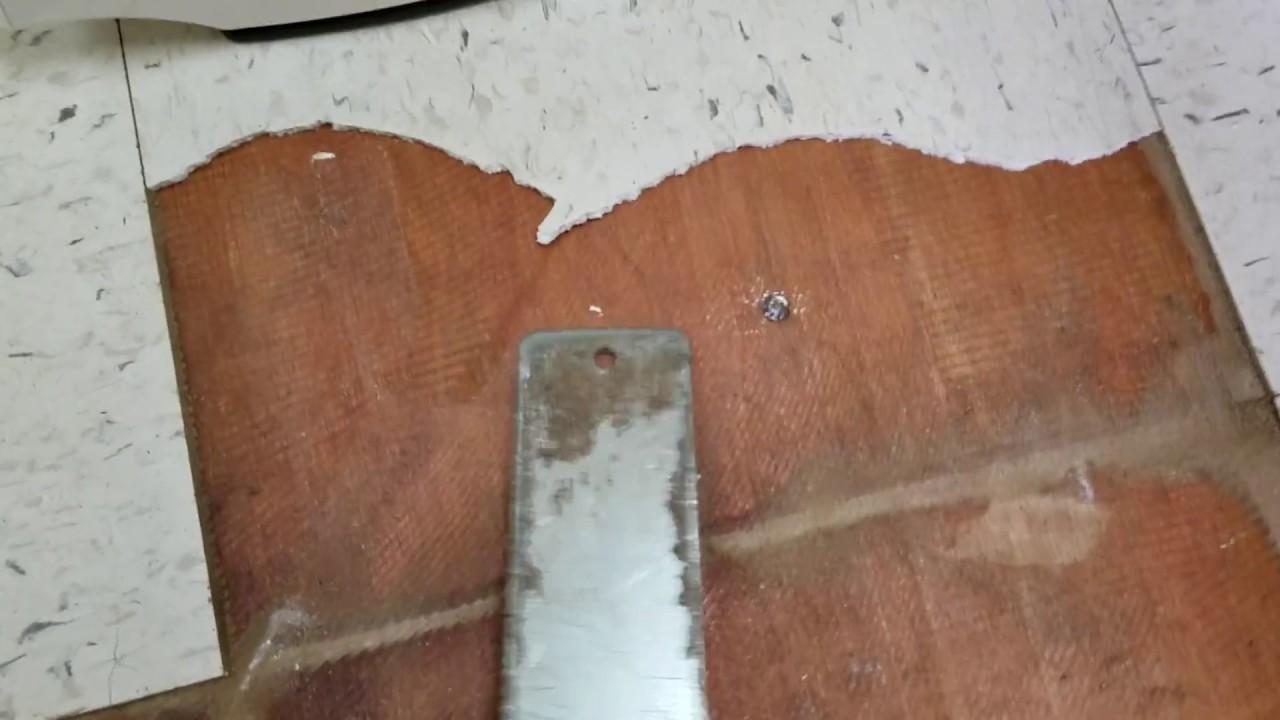 Easiest Way To Remove Vinyl Flooring
