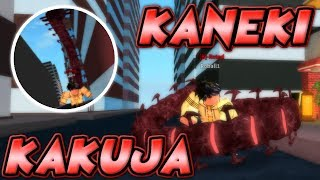 [1V1 AGAINST OWNER] NEW CENTIPEDE KAKUJA SHOWCASE IN RO-GHOUL!! | Roblox