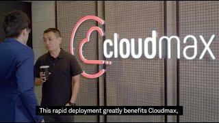 Cloudmax x Telstra - 跨境主機解決方案