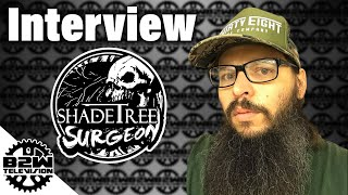 Between2Wheels Podcast Ep. 23 -Shadetree Surgeon Interview - Shadetree Exposed!