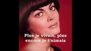 Mireille Mathieu Pardonne-moi ce caprice d