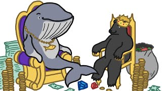 How A Whale And A Bear Beat The System