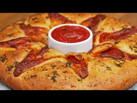 Download Youtube: Pepperoni Pizza Ring