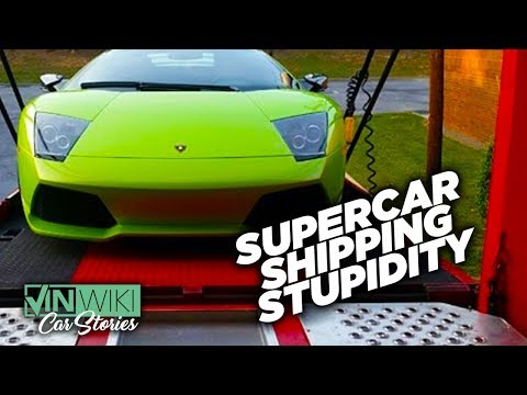 How hard is it to ship a Ferrari across the country?