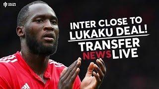 Inter Agree £70m Deal For Lukaku! | Man Utd Transfer News