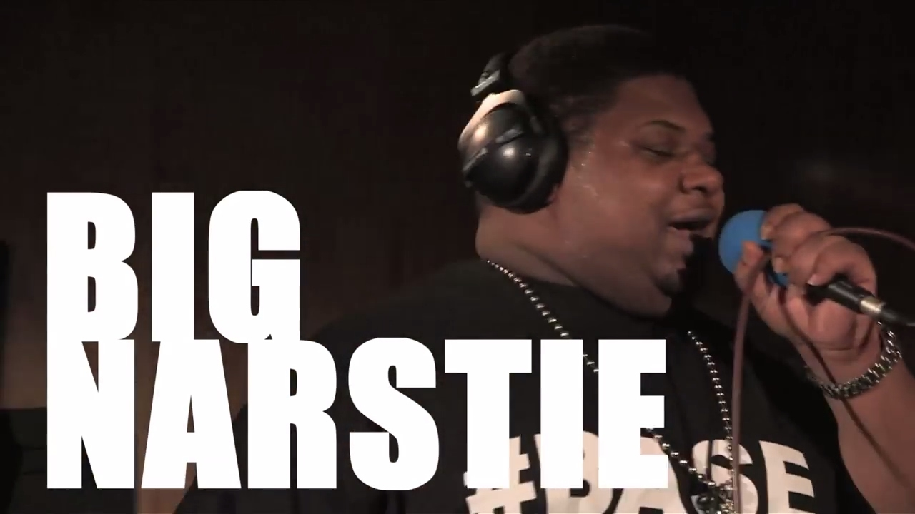 Download Big Narstie - Fire in the booth UnPlugged (part 1)