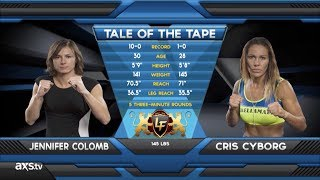 Fight of the Week: Cyborg Dominates in Pro Muay Thai Debut at Lion Fight 11