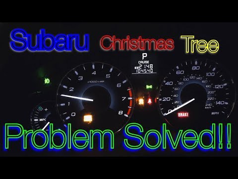 Replacing Brake Light Switch In The Subaru