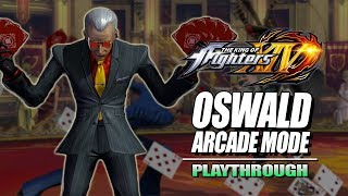 OSWALD - Arcade Mode: King Of Fighters 2018 DLC