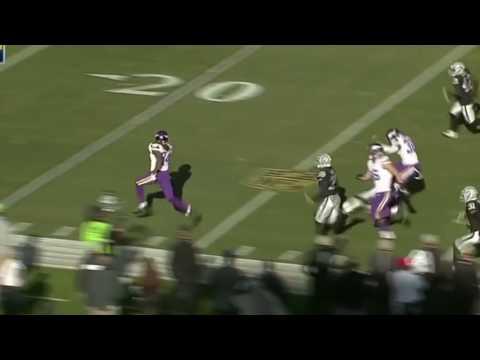 Cordarrelle Patterson Career Vikings Highlights