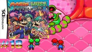 Huevostruo/Mario y Luigi Compañeros en el Tiempo #18