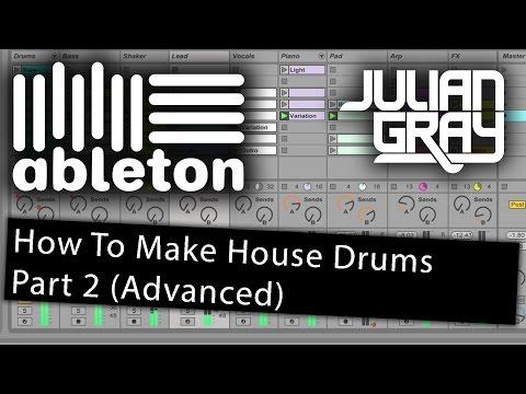 Advanced Drum Techniques - Ableton Live