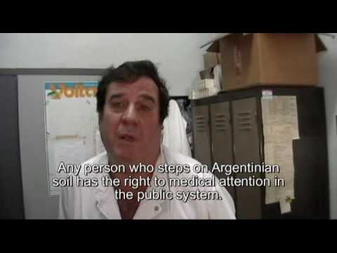 Healthcare in Argentina - A Gringo's Conversations (part 1/3)