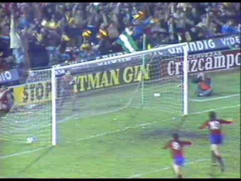 Gol de Juan Señor a Malta (12-1)