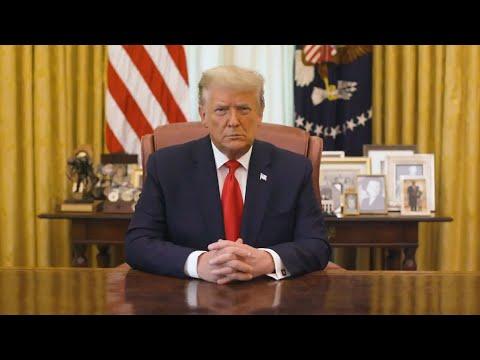 Donald Trump announces coronavirus vaccine begins 'in less than 24 hours'