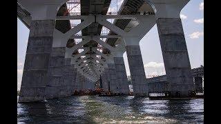 Ouverture du nouveau pont Champlain