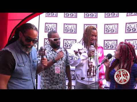 None - Fetty Wap Backstage Interview at Peace on the Streets