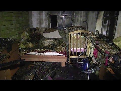 Шесть человек погибли при пожаре в частном доме в Казани: трое из них – маленькие дети