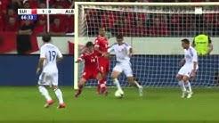 Schweiz vs  Albanien 2 0 11 9 2012   WM Qualifikation 2014